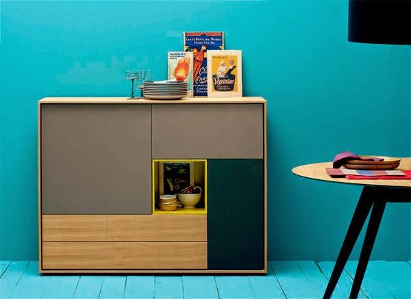 arte h bitat tu tienda de muebles buffet aura s4 en arte habitat. Black Bedroom Furniture Sets. Home Design Ideas