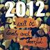 Feliz y bienaventurado 2012