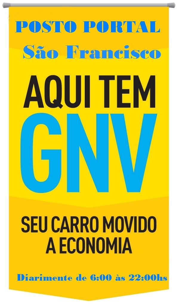 GNV EM SÃO FRANCISCO
