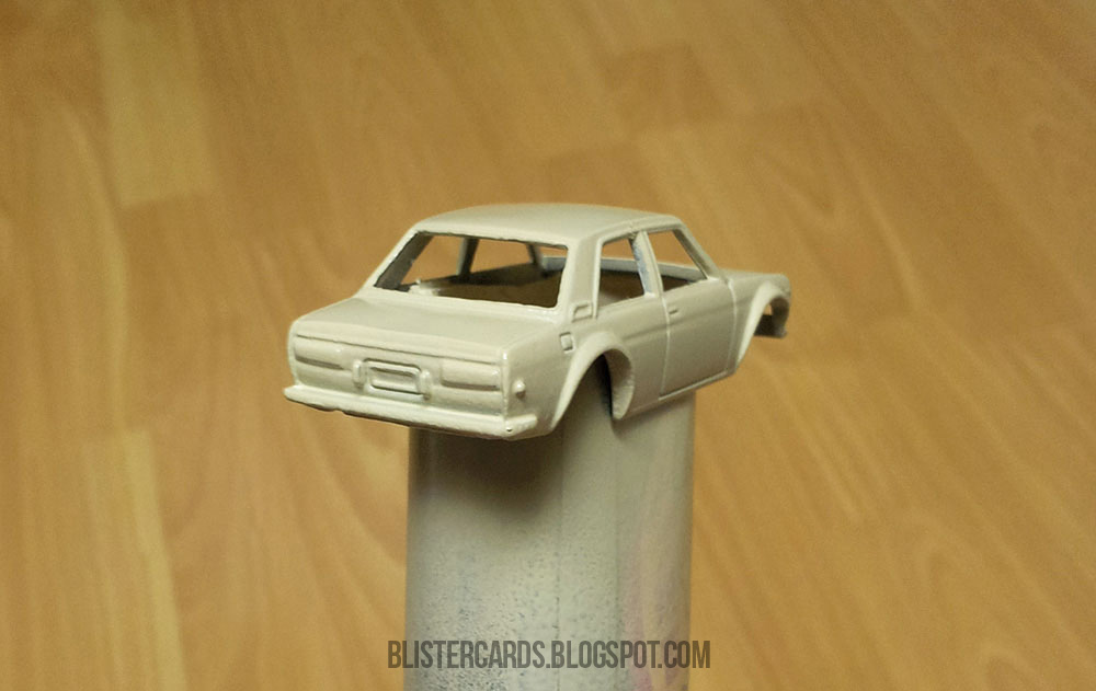 Look At My Toy Cars Look Build And Results Hot Wheels Datsun 510