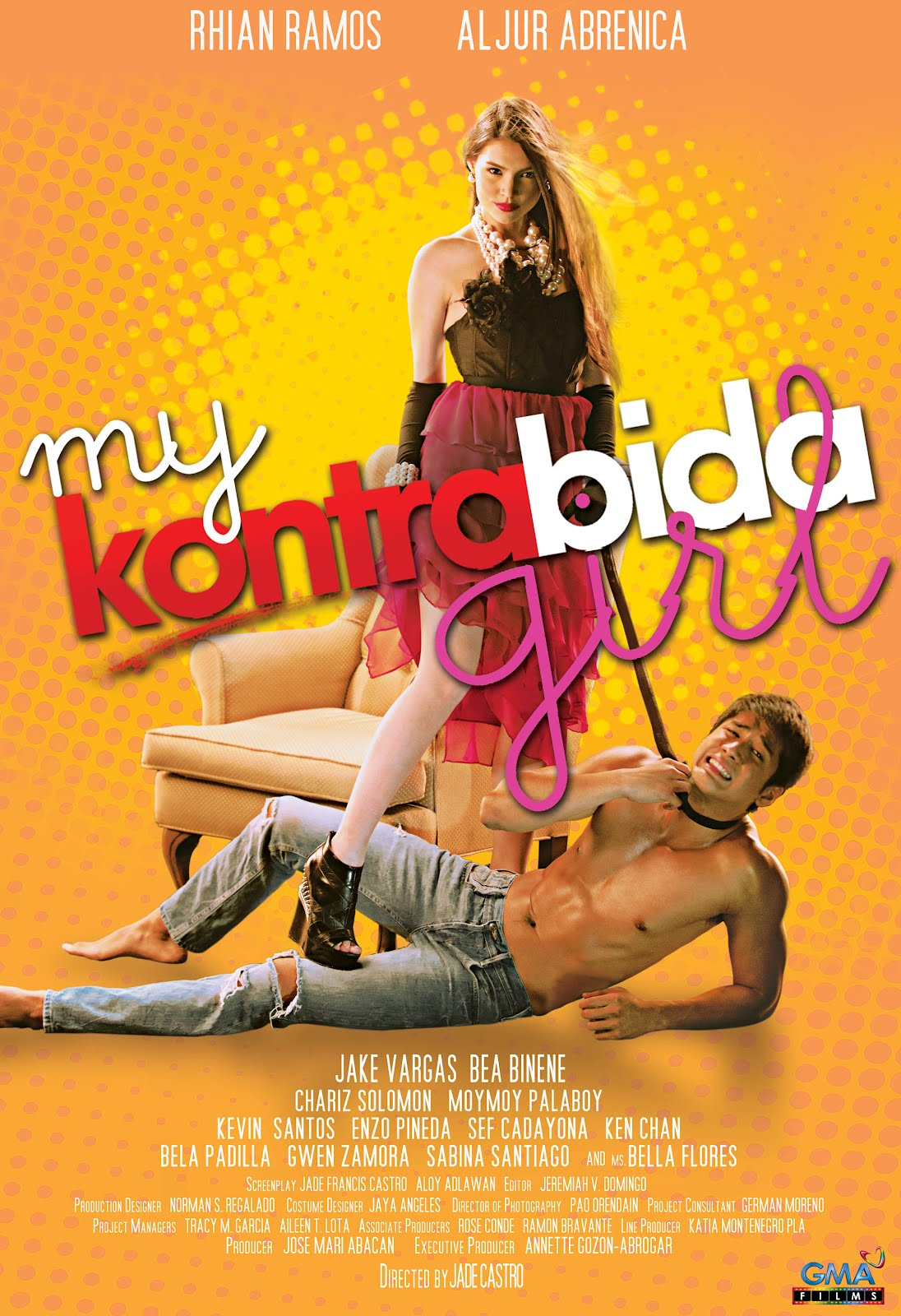 My Kontrabida Girl – Full Movie