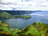 "Inilah Pesona keindahan ""Danau Toba"" yang menyimpan  kisah-kisah Misterius"