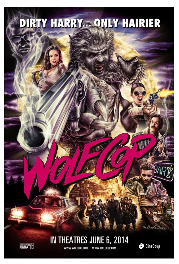 WolfCop Legendado