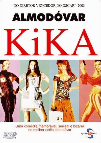 Kika – Legendado (1993)