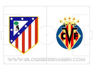 Prediksi Pertandingan Atletico Madrid vs Villarreal