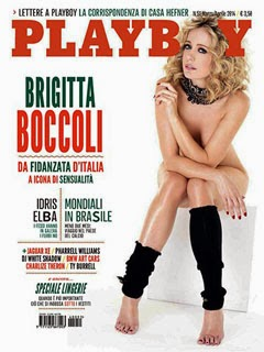 Revista Playboy Italia-Marzo/Abril 2014 PDF Digital