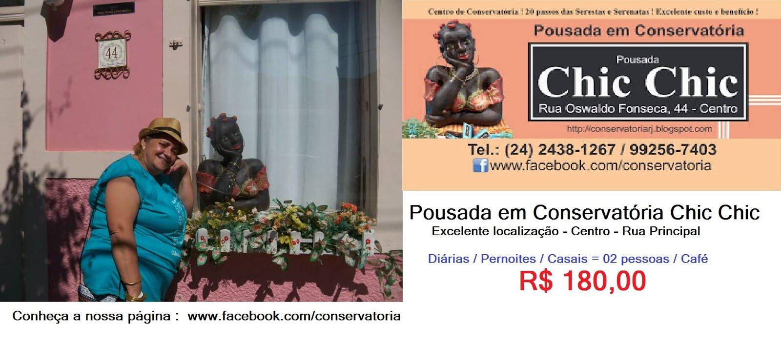 A #melhor #pousada no #centro de #Conservatória