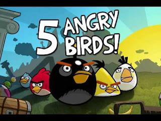Angry Bird Ruvio Games
