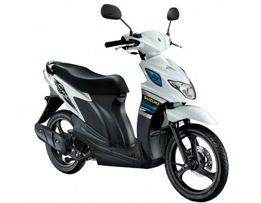 Suzuki Nex Two Tone 2013 Specifications