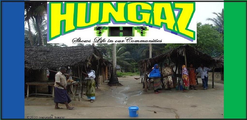 HUNGAZ
