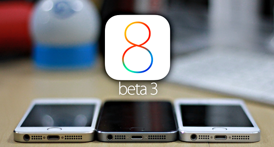 Download iOS 8 Beta 3 Firmwares IPSW for iPhone, iPad, iPod & Apple TV via Direct Links