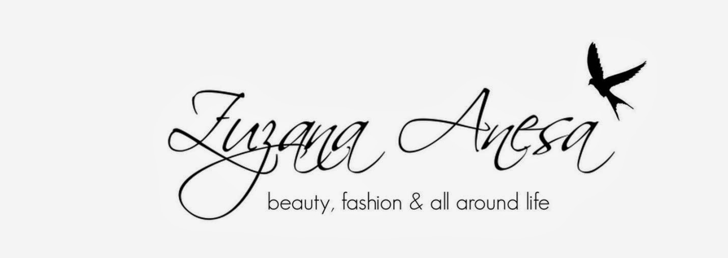 Anesagill: Beauty, fashion & all around life