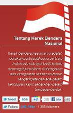 Pesan di Balik Gerakan Kerek Bendera Nasional