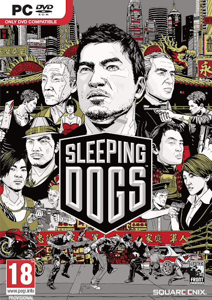 Sleeping Dogs Limited Edition CRACKED P2P Download