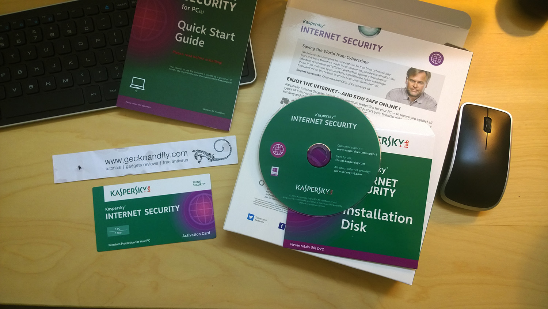 Kaspersky Antivirus 2016 Activation Code