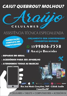 Araújo Celular ASSISTÊNCIA TÉCNICA ESPECIALIZADA