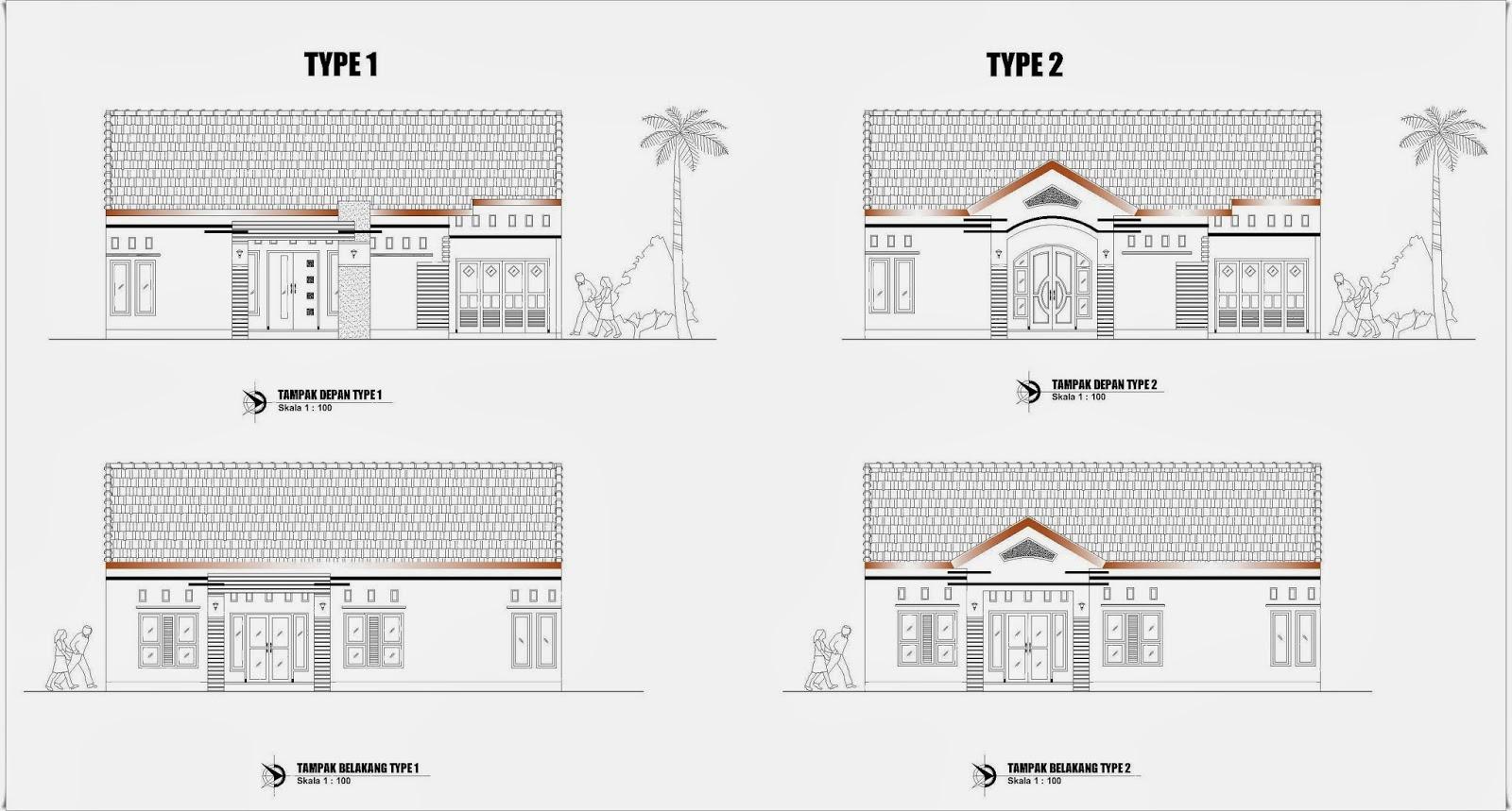 Keinginan Dan Kebutuhan Dalam Arsitektur Desain Rumah Minimalis