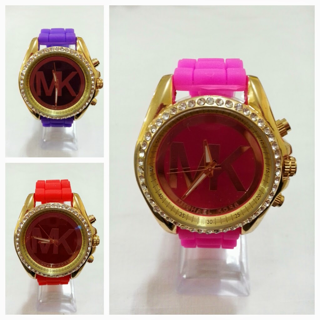 RELOJ MK BORDE BILLANTE
