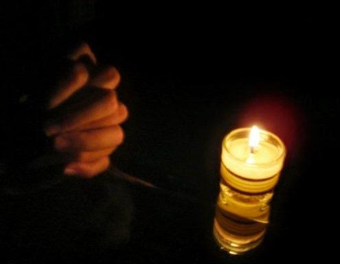 Jésus est la lumière qui éclaire nos prières - Prières Catholiques du soir