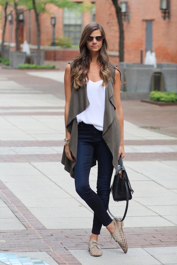 marvelous sleeveless jacket outfit shirts