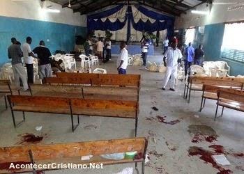 Atacan iglesia en Kenia