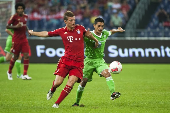 Prediksi Wolfsburg vs Bayern Munchen 8 Maret 2014