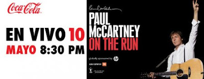 paul maccartney en vivo