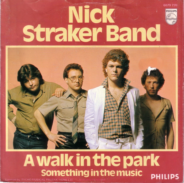 Nick Straker Band A Little Bit Of Jazz