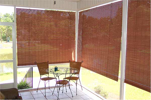bamboo shades for porches bamboo valance photo. Black Bedroom Furniture Sets. Home Design Ideas