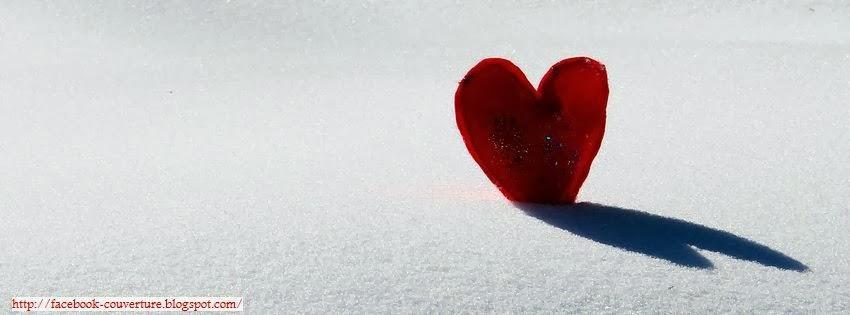 Photo de couverture facebook st valentin