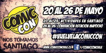Comic Con Chile
