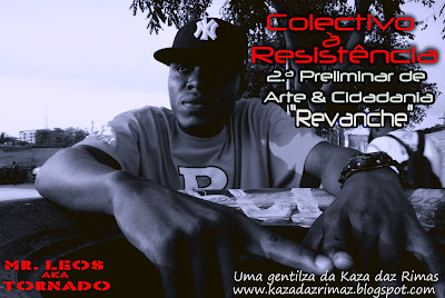 2.ª Preliminar de Arte&Cidadania - Revanche