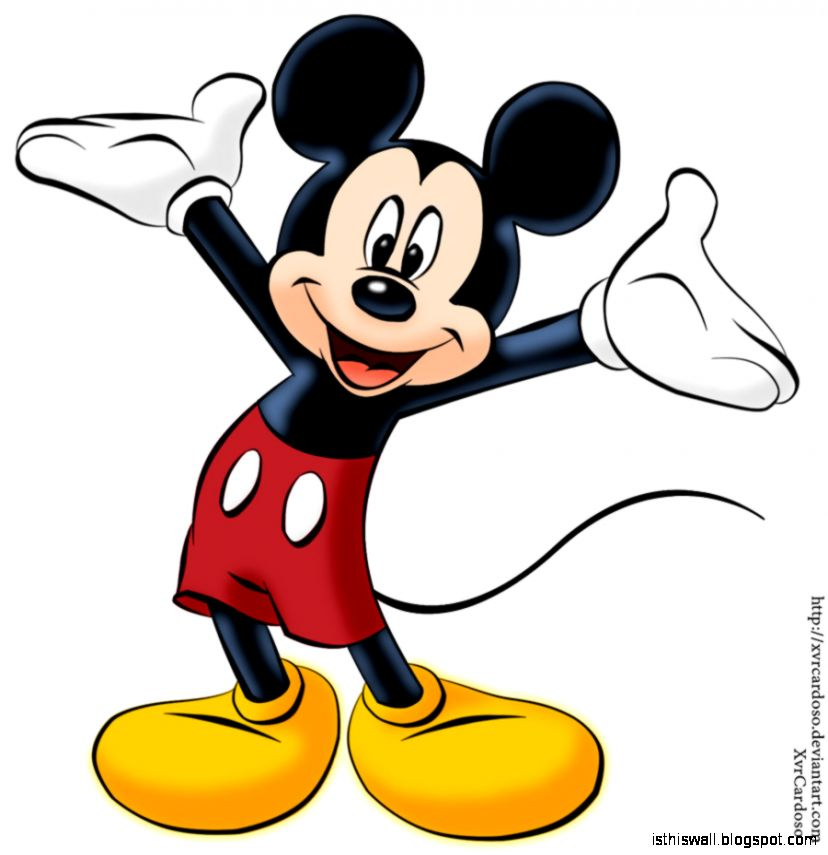 Interpretation of a dream in which you saw «Mickey Mouse»