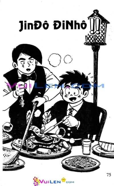 Jindodinho - Đường Dẫn Đến Khung Thành III  Tập 21 page 75 Congtruyen24h