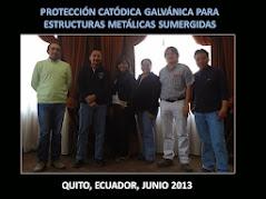 QUITO, ECUADOR, JUNIO 2013
