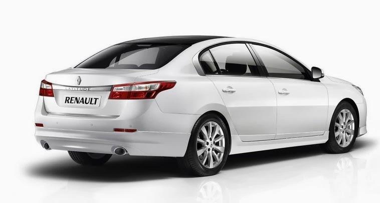 REPUESTOS AVENIDA: CESVI eligió al Renault Latitude como el auto más