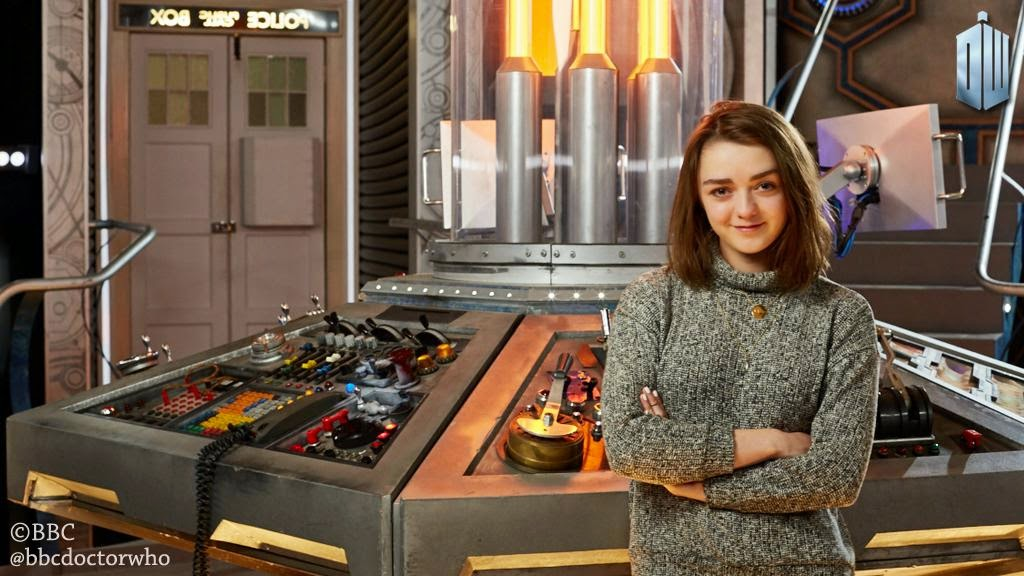 Doctor Who - Season 9 - Maisie Williams to Guest + New Episode Titles
