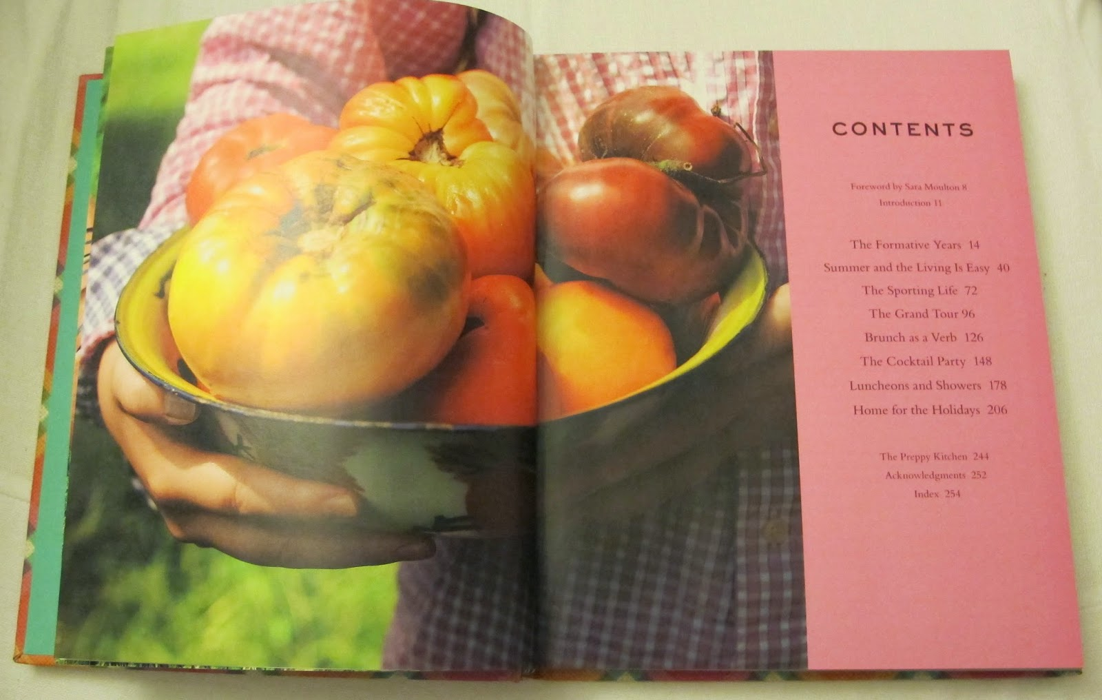 The Preppy Cookbook