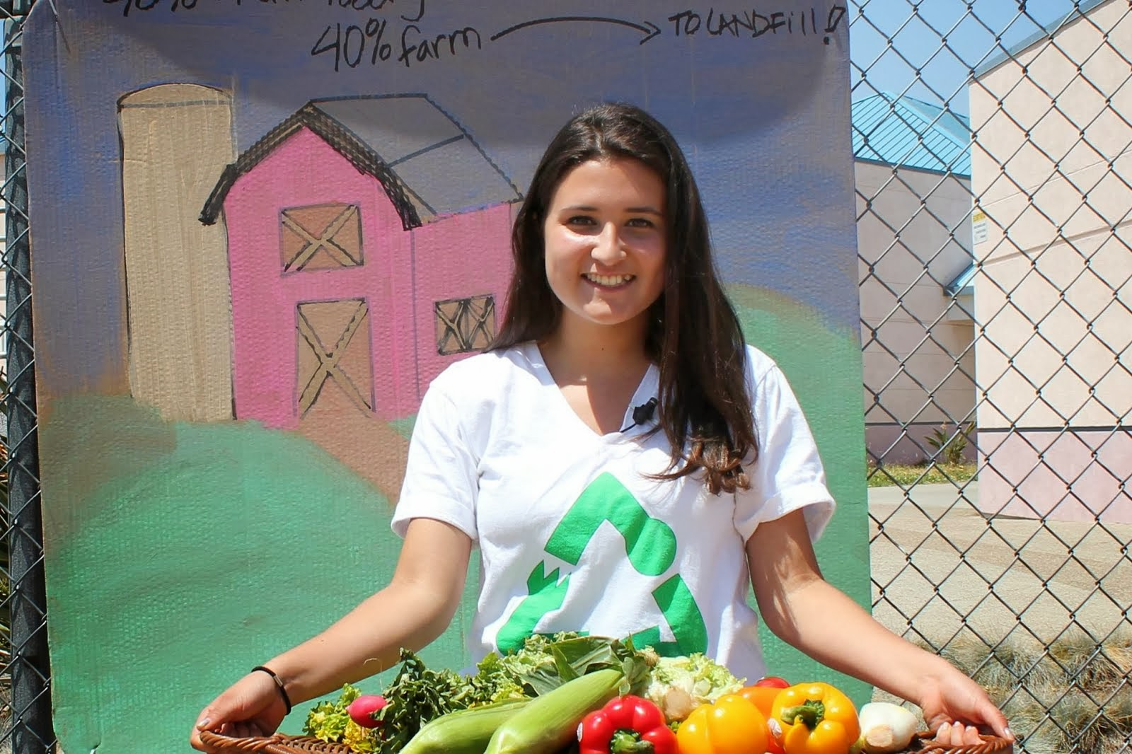 Meet Gabrielle Posard, Creator of Donate, Don't Dump!