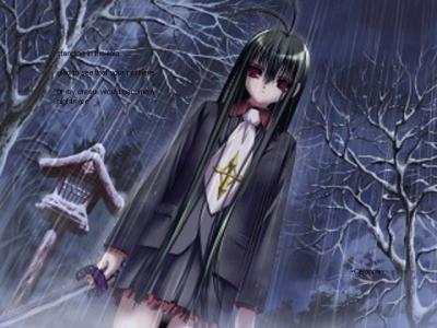 Sad girl crying anime look 24 - Image manga triste ...