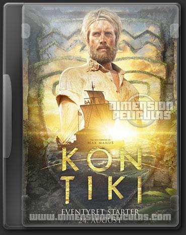 Kon-Tiki (DVDRip Ingles Subtitulado) (2012)