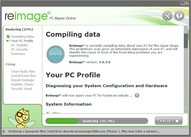 Repair All Your Computer Problems with Easy Using Reimage Repair