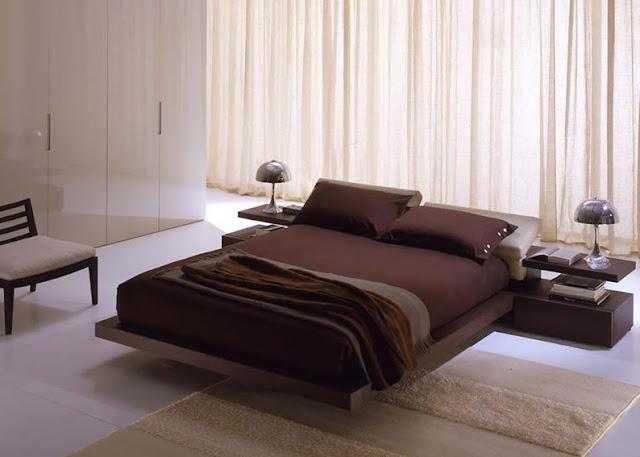 Meubles chambre coucher contemporaine id es d co pour for Meubles chambre a coucher contemporaine