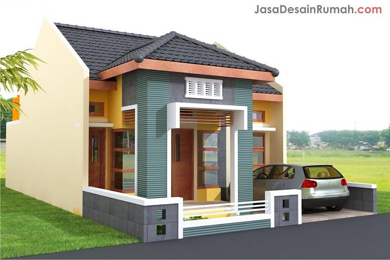 Gambar desain rumah 2015