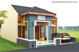 Gambar Model Desain Rumah Sederhana
