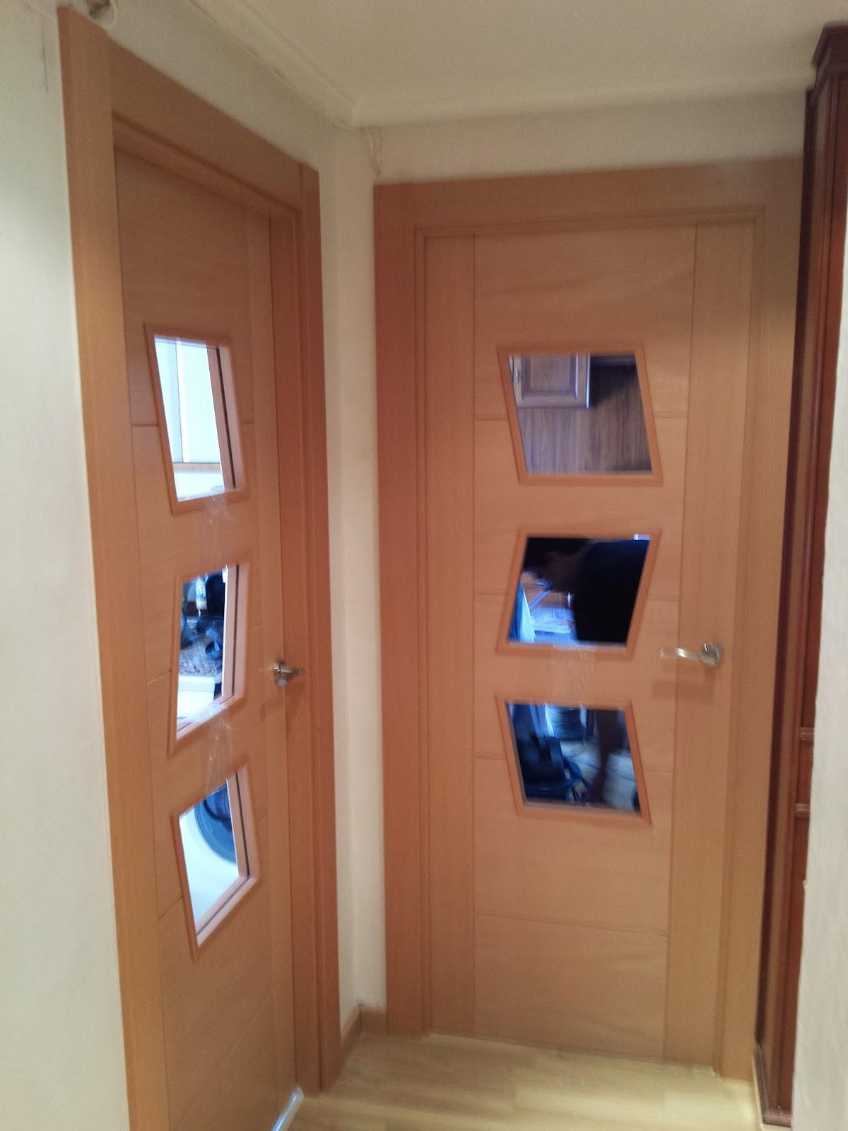 Puertas y maderas gasca mobiliario a medida y reformas - Vidrieras para puertas ...