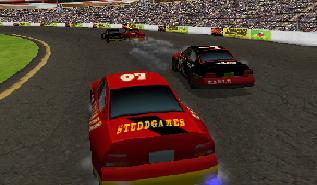 3d Süper Nascar Yarışı
