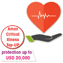 An affordable Critical Illness Top-Up Coverage
