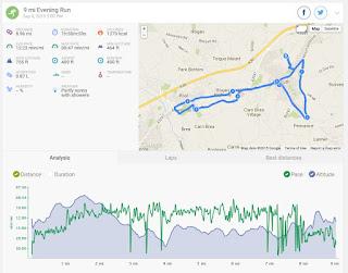Cardiff Half Marathon Training