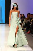 VESTIDOS DE FIESTA 2013 CLAUDIO COSANO (DESFILE BAAM 37) vestidos fiesta moda